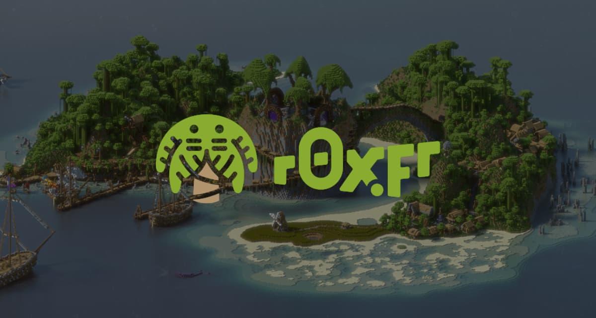 r0x.fr, Communauté de serveurs Minecraft (Freebuild, Survival, Snapshot)