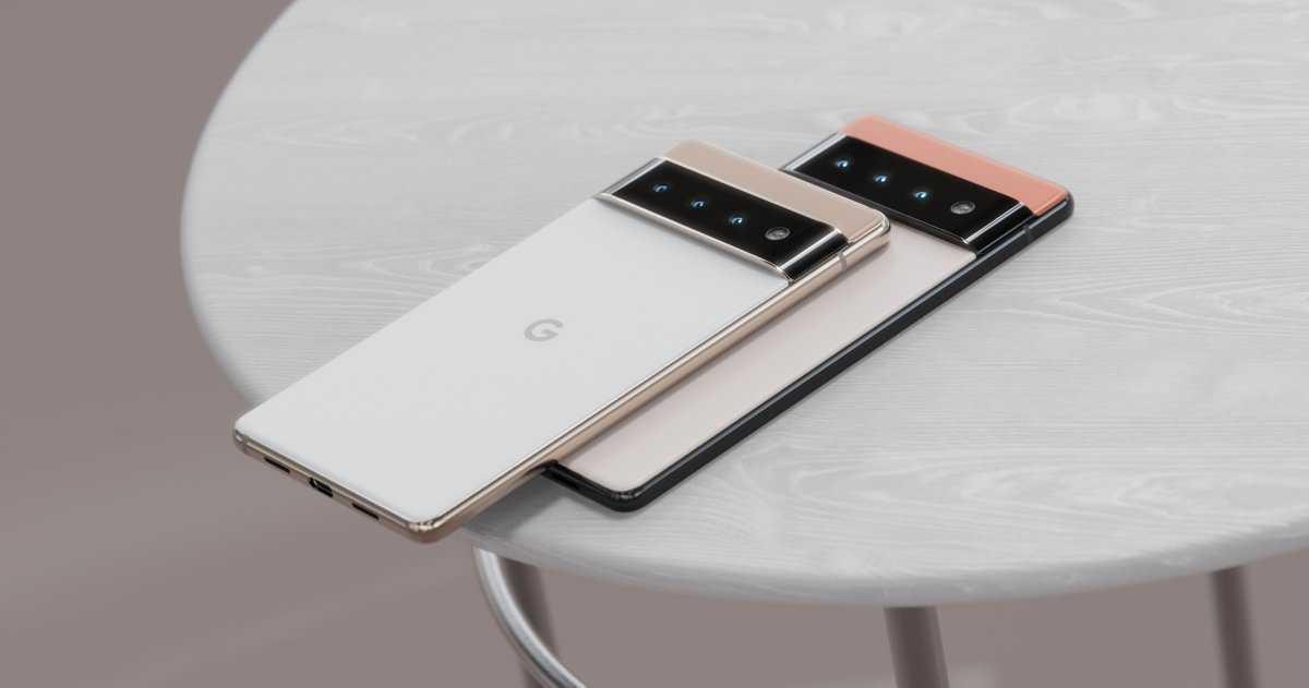 Google Pixel 6 Et Pixel 6 Pro : Leurs Supposées